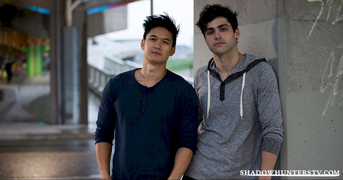 Shadowhunters - [PHOTOS] Playing Outside With the Shadowhunters: Part 1! - 1010