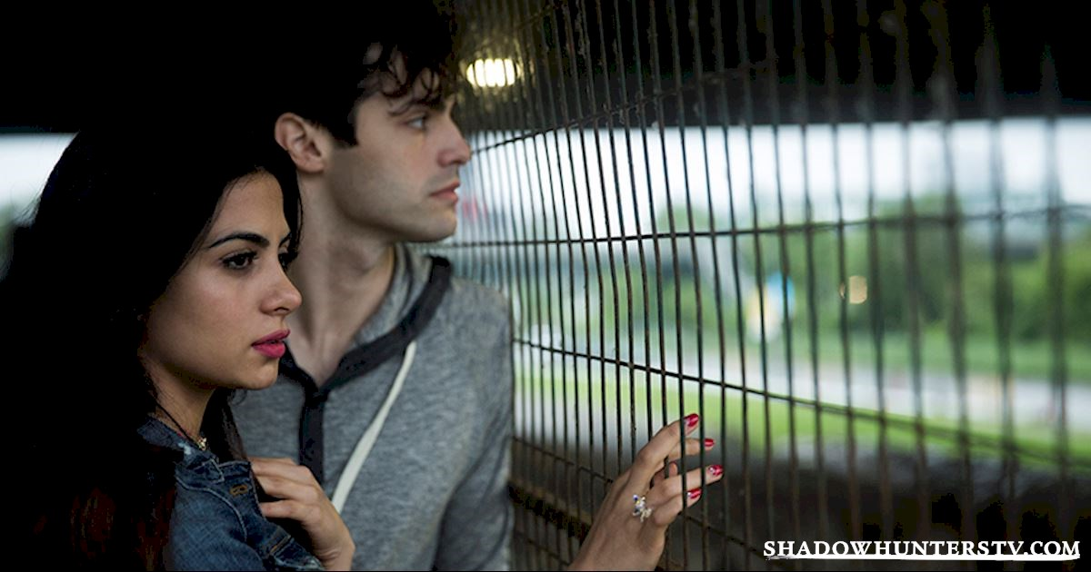 Shadowhunters - [PHOTOS] Play Outside With the Shadowhunters: Part 2! - 1001