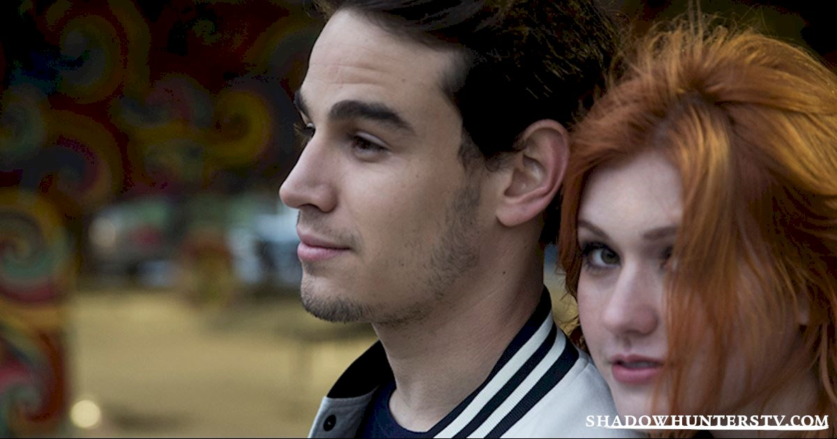 Shadowhunters - [PHOTOS] Play Outside With the Shadowhunters: Part 2! - 1011