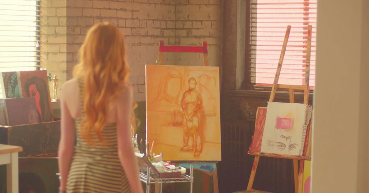 Shadowhunters - 19 Reasons Why Clary Should Stay In The Parallel Universe! - 1002