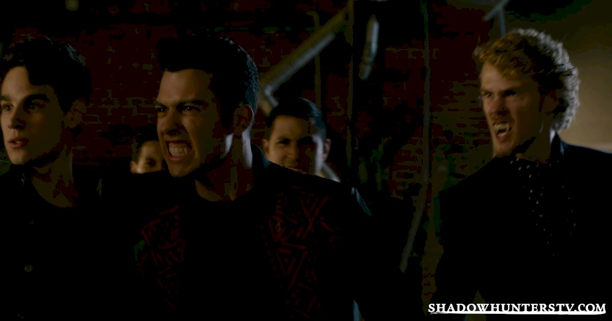 Shadowhunters - Shadowhunter Sass: The Best One-Liners Of The Season So Far! - 1036