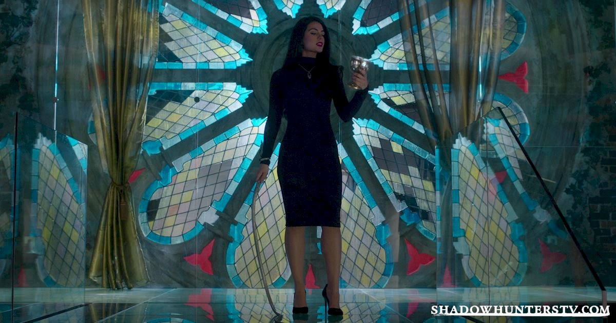 Shadowhunters - Shadowhunter Sass: The Best One-Liners Of The Season So Far! - 1026