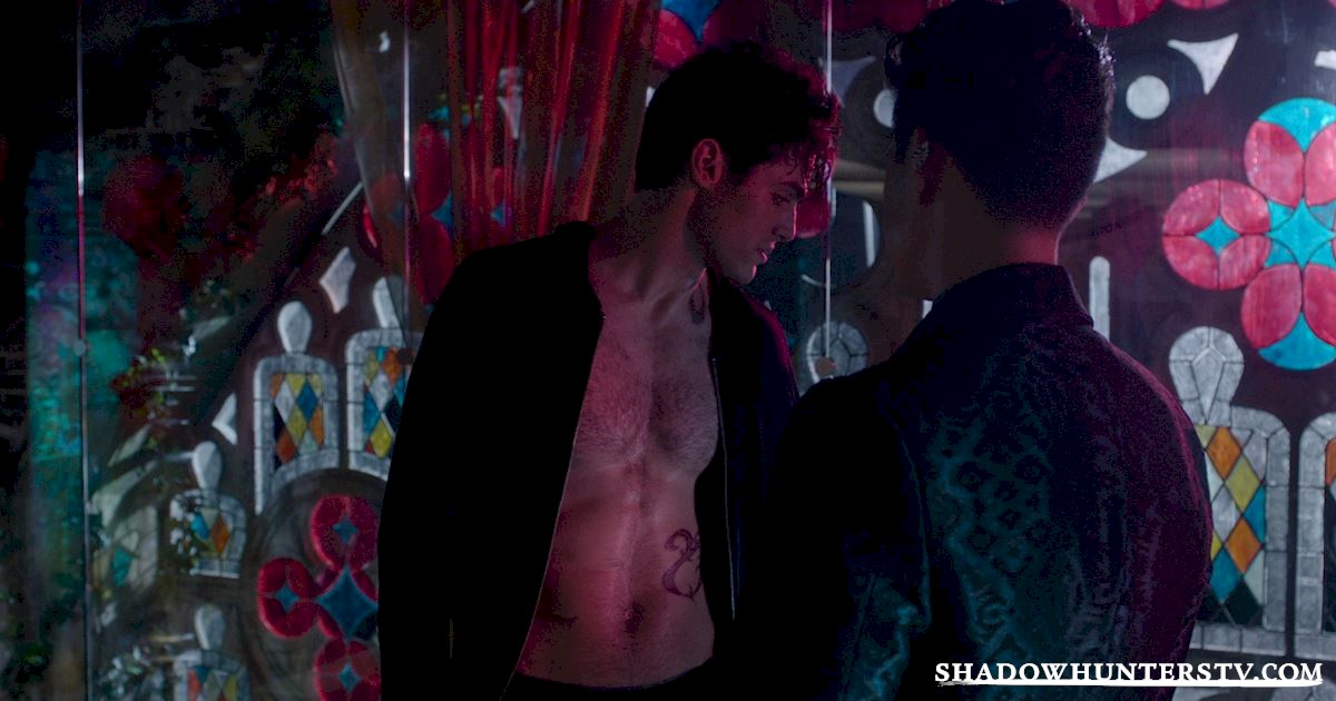 Shadowhunters - Shadowhunter Sass: The Best One-Liners Of The Season So Far! - 1031