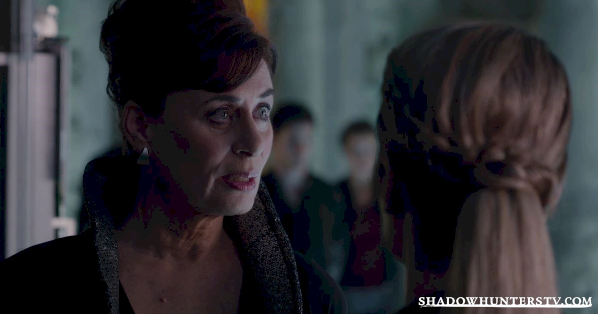 Shadowhunters - [EXCLUSIVE] Episode 11 Sneak Peek: Can Someone Stop Alec and Lydia's Marriage? - 1009