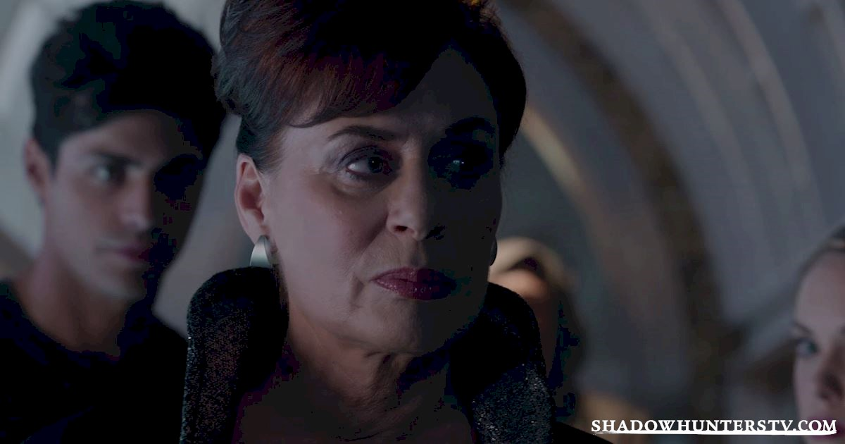 Shadowhunters - [EXCLUSIVE] Episode 11 Sneak Peek: Can Someone Stop Alec and Lydia's Marriage? - 1007