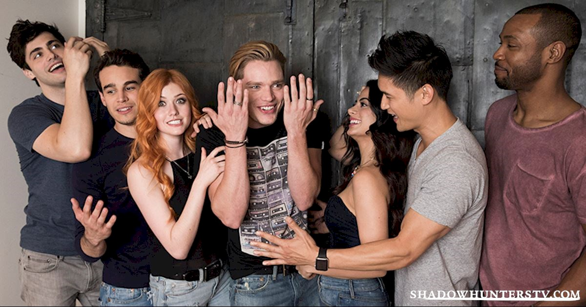 Shadowhunters - 11 Reasons You Cannot Miss the Shadowhunters Premiere! - 1001
