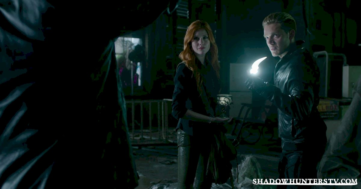 Shadowhunters - 11 Times The Women of Shadowhunters Kicked Ass In Episode 11! - 1010