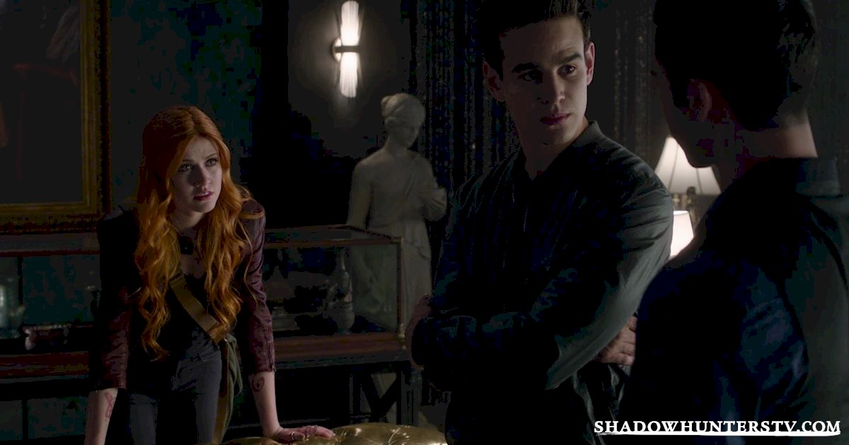 Shadowhunters - 11 Times The Women of Shadowhunters Kicked Ass In Episode 11! - 1002