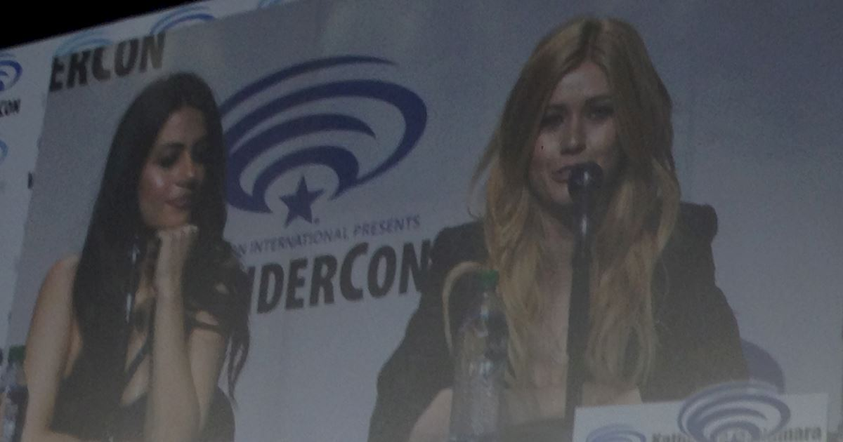Shadowhunters - Live Updates! The Shadowhunters Cast at WonderCon! - 988