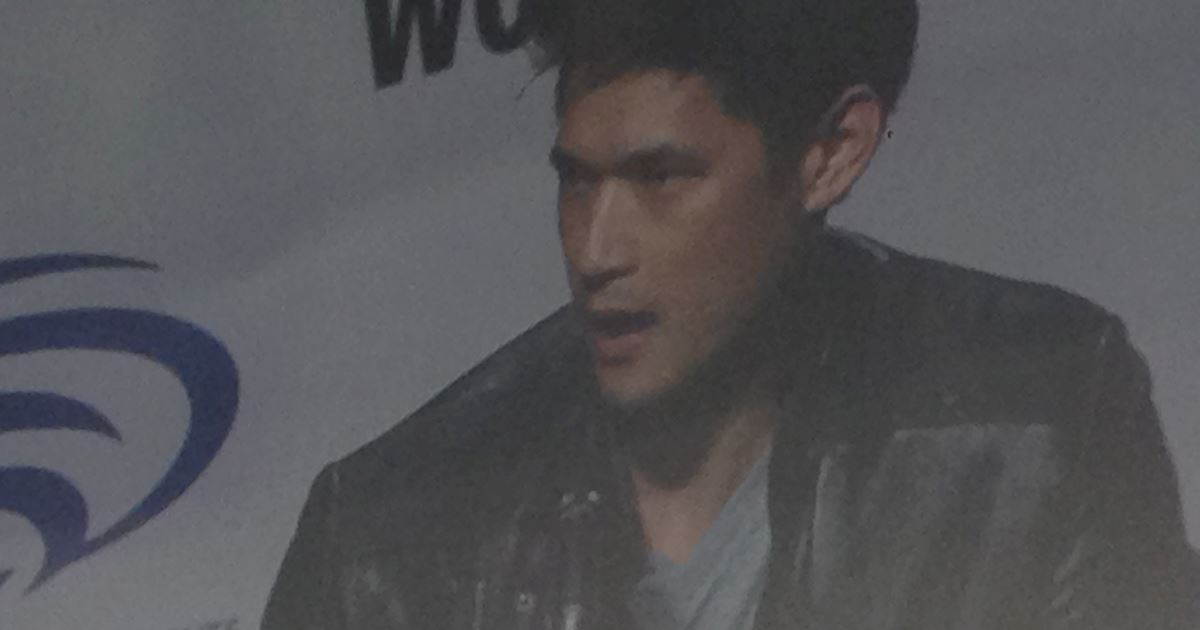 Shadowhunters - Live Updates! The Shadowhunters Cast at WonderCon! - 994
