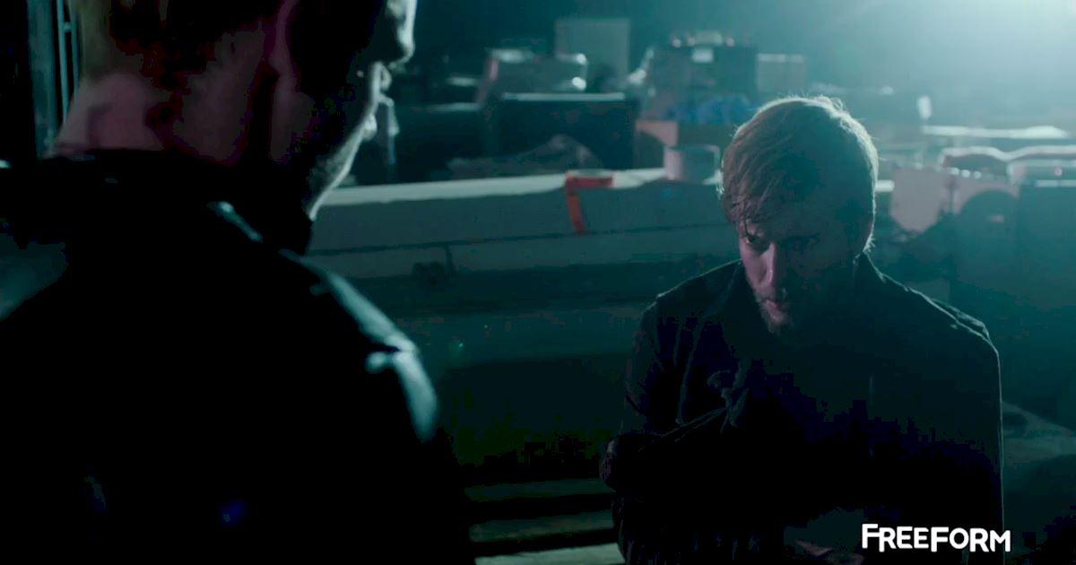 Shadowhunters - FINALE: Sneak Peak Of Episode 13! Valentine Is Back! - 1007
