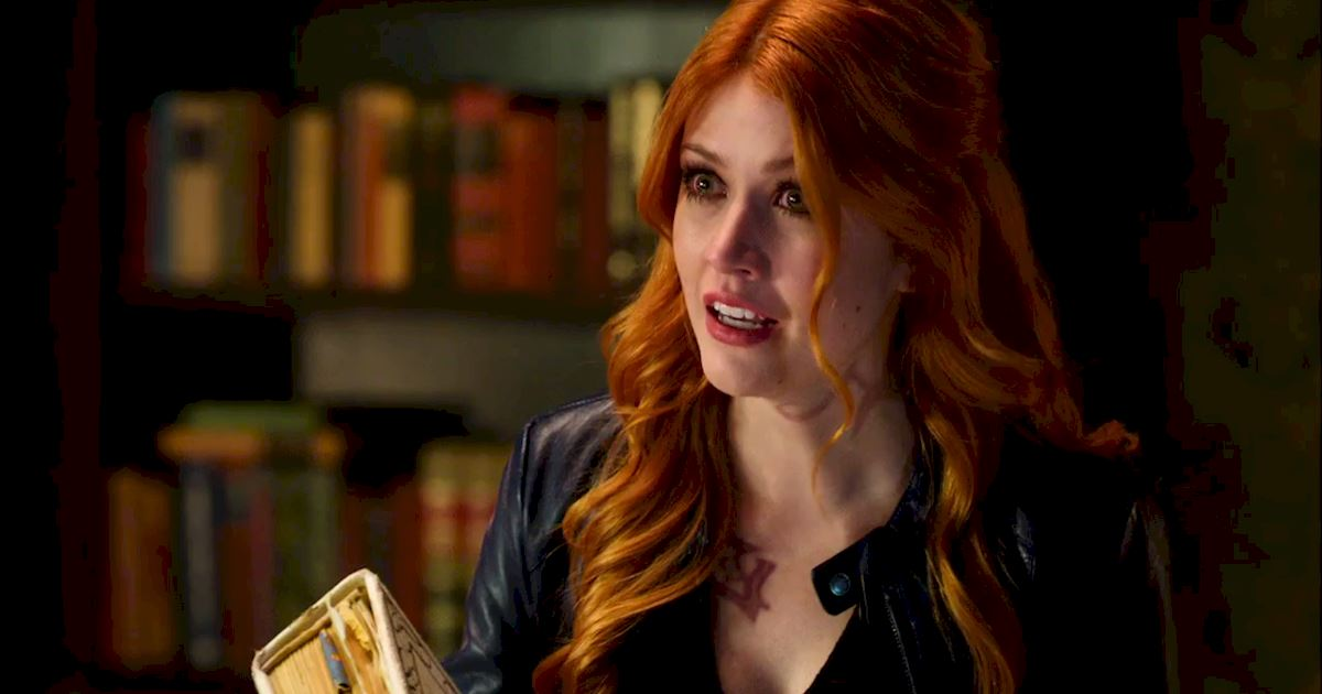 Shadowhunters - FINALE: Sneak Peak Of Episode 13! Valentine Is Back! - 1012