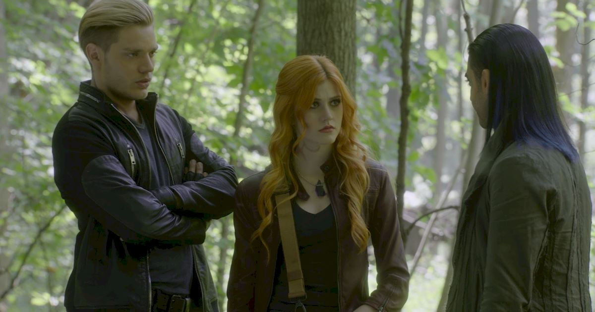 Shadowhunters - Clace: The Journey of Clary and Jace So Far! - 1028