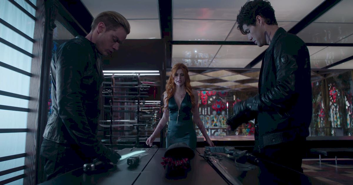 Shadowhunters - Clace: The Journey of Clary and Jace So Far! - 1042