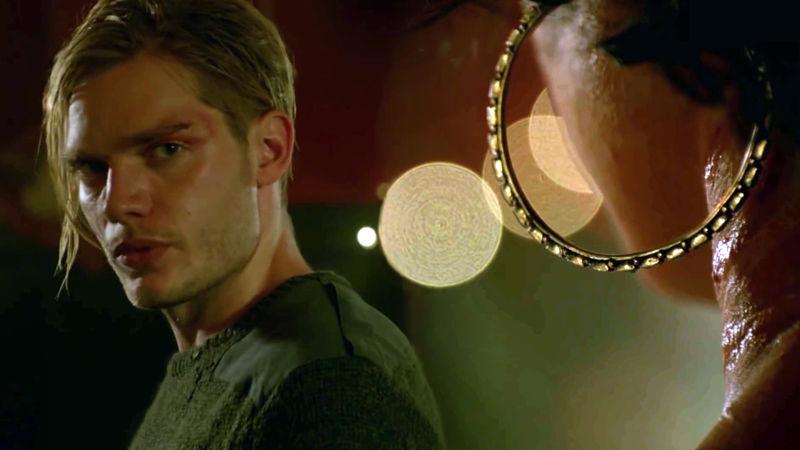 Shadowhunters - Episode 203 Sneak Peek: Jace and Maia Meet At The Hunter's Moon! - Thumb