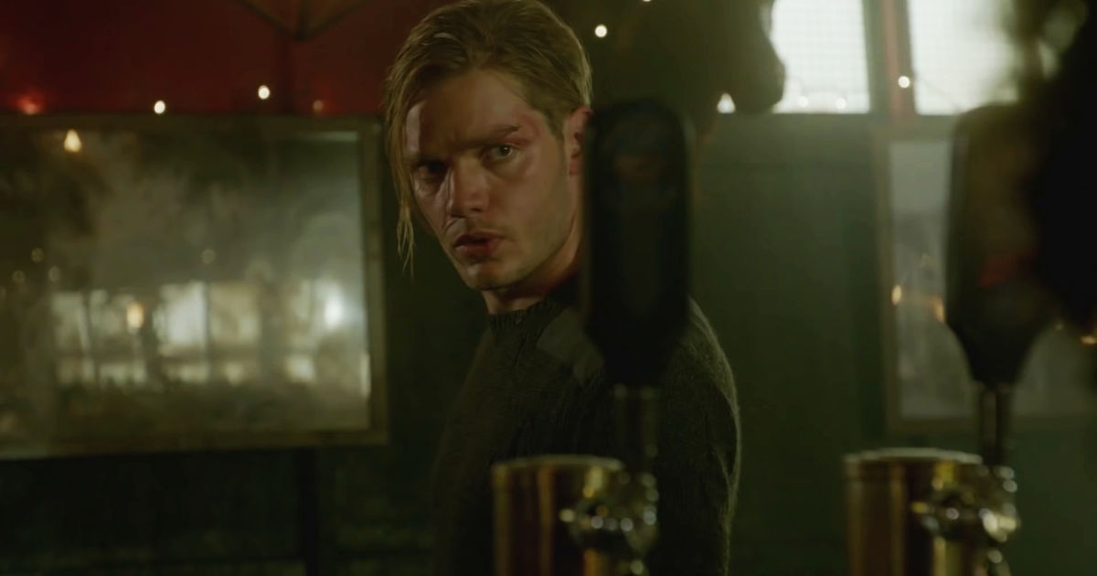 Shadowhunters - Episode 203 Sneak Peek: Jace and Maia Meet At The Hunter's Moon! - 1002