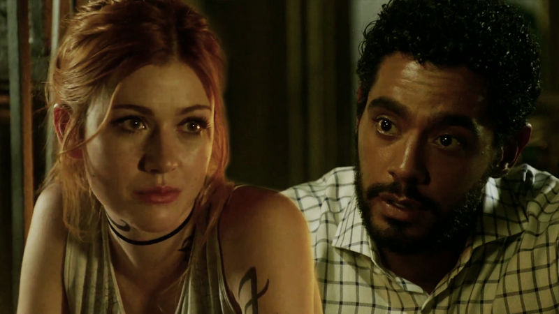 Shadowhunters - Clary Is Back At The Insitute, But Where Is Jace? Watch This Episode 203 Sneak Peek! - Thumb