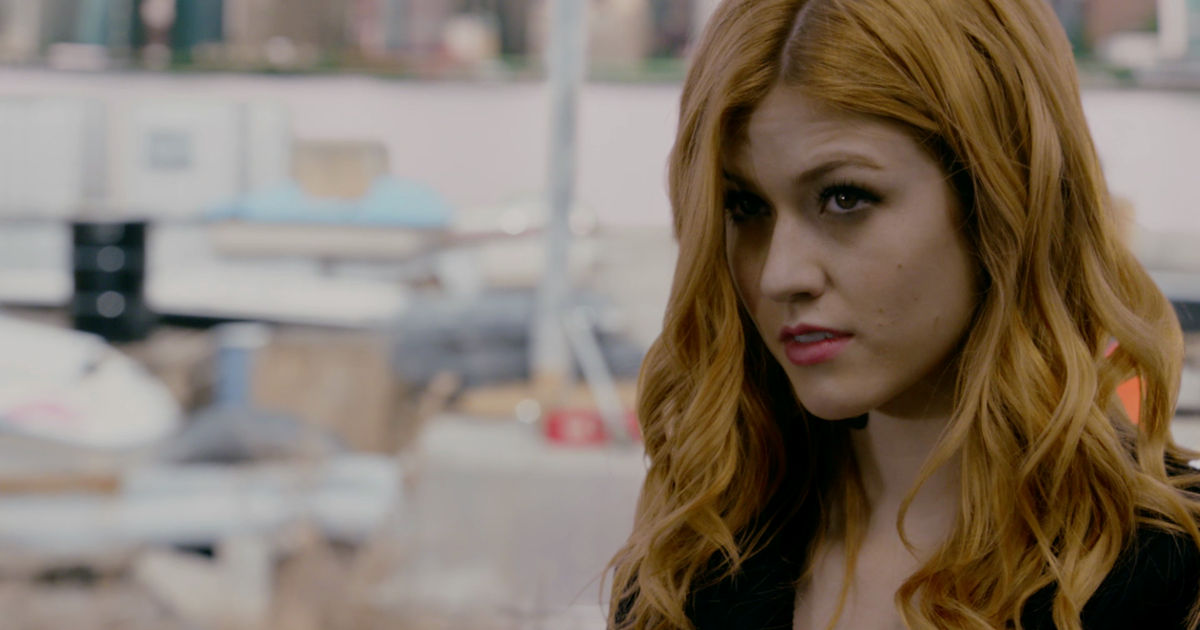 Shadowhunters - Join The Live Conversation With The Cast During Tonight's Episode! - 1003